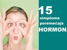 poremecaj hormona