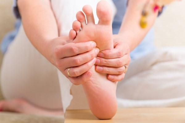 trnjenje stopala