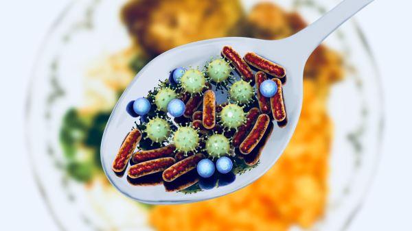 trovanje hranom simptomi