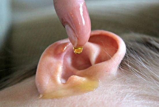 ulje za uho
