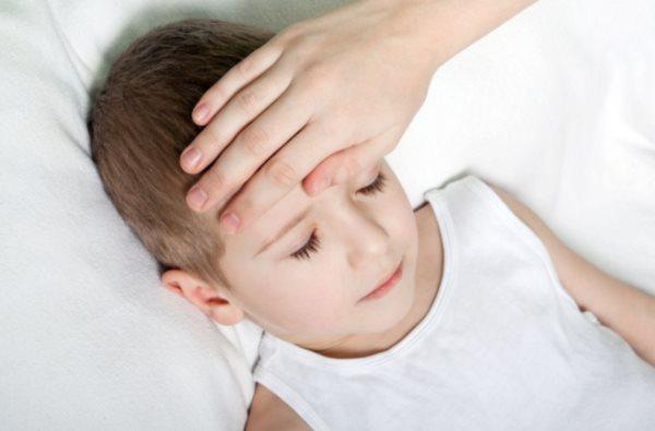 nocno znojenje kod dece