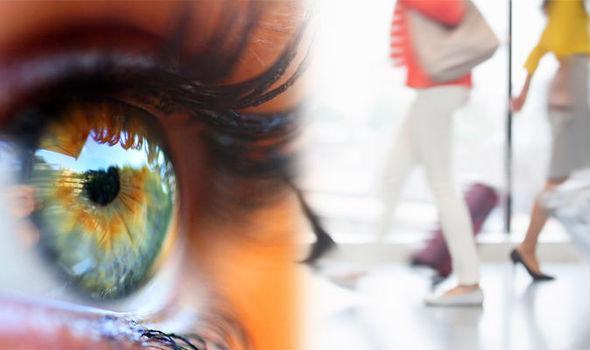 zamagljen vid