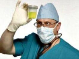 analiza urina