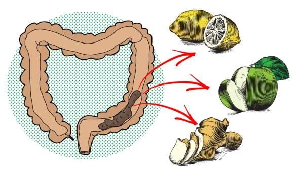 kako isprazniti creva