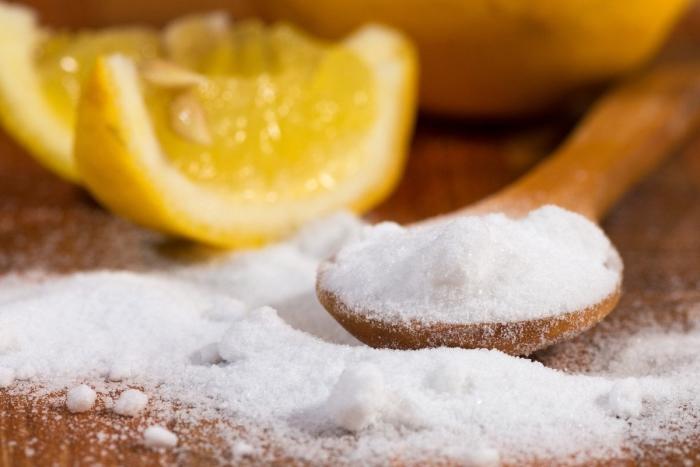 limun i soda bikarbona